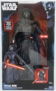 STAR WARS INTERACTIVO KYLO REN COD 13495