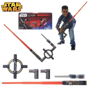 STAR WARS LIGHTSABER SABLE DE LUZ GIRATORIO HASBRO COD B8263