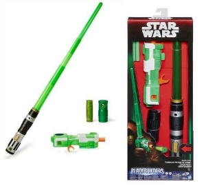 STAR WARS SABLE DE LUZ BLAST TECH HASBRO COD B8264
