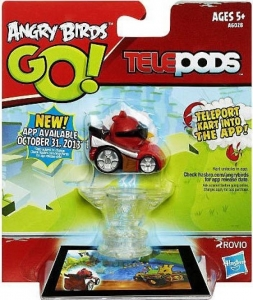 ANGRY VEHICULO TELE POD COD A6028