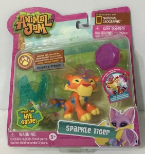ANIMAL JAM BLISTER DRESS UP ASST CON FIGURA COD 16830