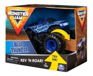 MONSTER JAM VEHICULO A FRICCION CON SONIDO 1:43 COD 58704