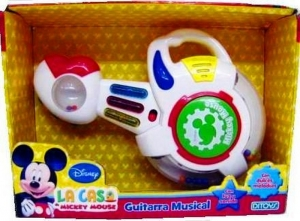 MICKEY MOUSE GUITARRA MUSICAL COD 1641