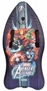 TABLA BARRENADORA AVENGERS SURF BODYBOARD 90CM COD 2080