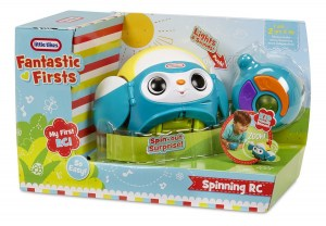LITTLE TIKES SPINNING A RADIO CONTROL NENE COD 647239