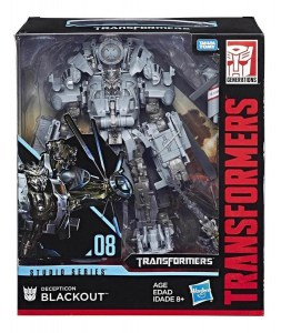 TRANSFORMERS STUDIO SERIES GRIMLOCK O BLACKOUT COD E0703