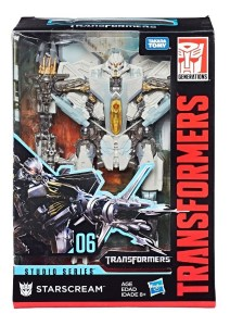 TRANSFORMER STUDIO SERIES STARSCREAM-OPTIMUS PRIME COD E0702