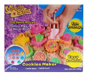 MOTION SAND ARENAS MAGICAS COOKIES SAND COD MS-1201