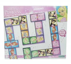 DOMINO DISNEY PRINCESAS DITOYS TV COD 2365