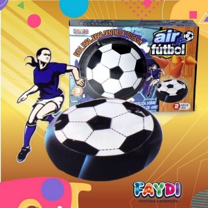 PELOTA AIR FUTBOL POWER CON LUZ FAYDI COD 703
